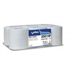 Papier toilette mini jumbo x 12