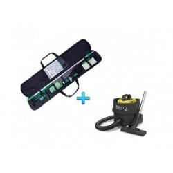 Kit Unger Etset avec un aspirateur NUPRO 180 de chez Numatic