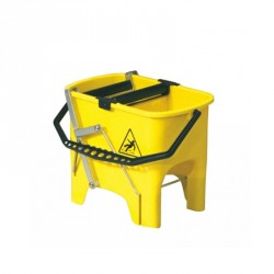 Chariot de lavage bi-bacs ROCKET