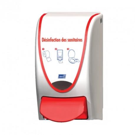 Distributeur Gel Hydroalcoolique DEB Toilettes