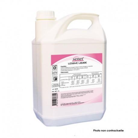 Lessive liquide tous textiles 5L