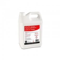 PROPRE ODEUR - AMD Détergent désodorisant 2D - 5L
