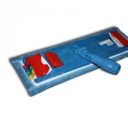 Frange microfibre à poches et à languettes 40 cm