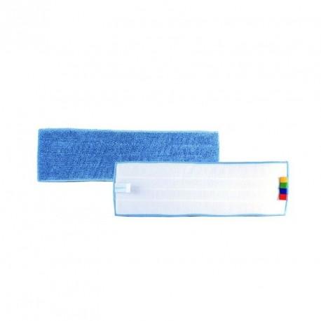 Frange microfibre velcro 40 cm brosserie marchand